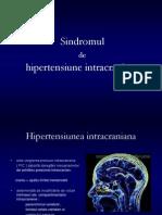 Sindromul de Hipertensiune Intracraniana