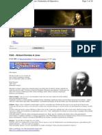 080407 - Teoria da Conspiração - Perguntas e Respostas - Richard Dawkins e Jesus