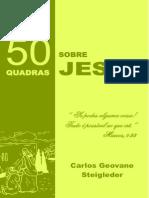 50 quadras sobre Jesus-impressão