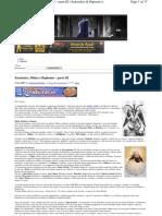 080514 - Teoria da Conspiração - Zaratustra Mithra e Baphomet - parte III
