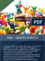 MBA - Gestão Pública - Grupo Educa+ EAD