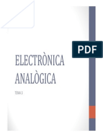 Electronica Analogica