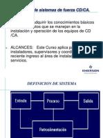 Sistema de Energia Dimensionamiento