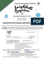 sleighbells contest 2013