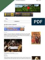 081209 - Teoria da Conspiração - Que fim levaram os Apóstolos?