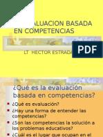 La Evaluacion Basada en Competencias