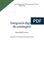 Integració Digital de Continguts - PAC2
