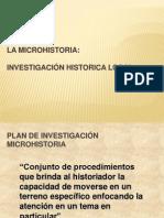 PLAN DE INVEST. MICRO HISTORICA.ppt