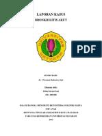 Cover Bronkiolitis