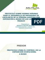 0 Difusion Prexor Marcelo Molina Marzo 2012