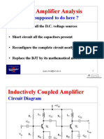 Multistage AC Analysis