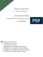 programacion-dinamica
