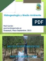 Hidrogeología 1