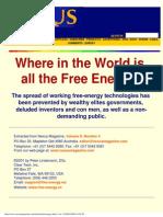 Peter Lindemann - Nexus Where is the Free Energy