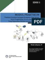Modul Praktikum Instalasi Jaringan Komputer