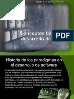 Conceptos básicos del desarrollo de software