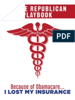 House Republican Obamacare Playbook