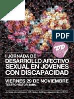 20131109_JornadasSexualidad&Discapacidad