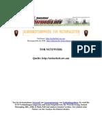 TOR Und Diverses-Kleiner Sicherheitsleitfaden