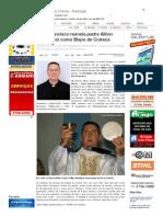 SiteBarra » Papa Francisco nomeia padre Ailton Menegussi como Bispo de Crateús