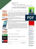 SiteBarra » Vila Pavão_ Semec realiza seminário do PNAIC