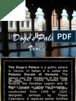 Venetia - Palatul Dogilor.pps