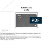 Mercedes W220 Automatic Climate Control Service Menu Version