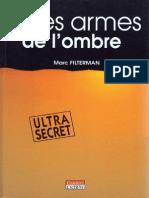 Filterman Marc - Les Armes de l'Ombre