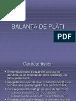 balanta de plati bnr proiect.ppt
