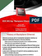 ROADCOM IEEE802.3AP OVERVIEW