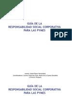 Guia de La Responsabilidad Social Para Las Pymes
