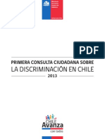 Survey on Discrimination in Chile