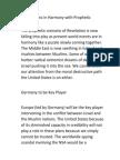 Several Patterns in Harmony with Prophetic Scenario.docx