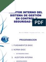 DR-301E Auditores Internos