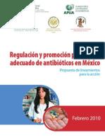 Uso adecuado de antibióticos