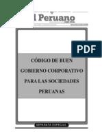 Código de Buen Gobierno Corporativo para las Sociedades Peruanas