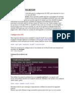 Servidor DNS Bind9