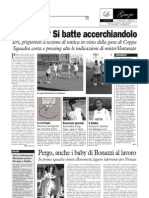 La Cronaca 07.08.09