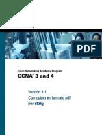 Curso Cisco CCNA 3 & 4