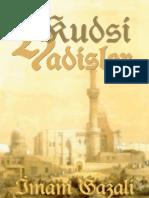 Kudsi Hadisler - Imam Gazali PDF