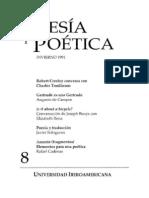 Poesía y Poética, 8 (revista completa)