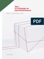 Design Index: The Impact of Design on Stock Market Performance