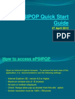 ePSIPOP_Quickstart_Guide.ppt