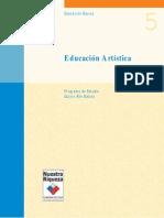 Educ. Artistica - Chile