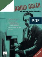 Jazz Play Along Vol. 18 - Harold Arlen