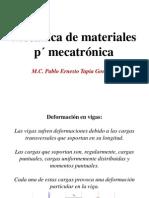 Mecanica de Materiales 11 Dia Once