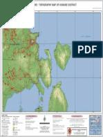 Peta Topografi Kendari