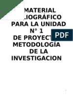 Material bibliográfico - Unidad N° 1 - PROMI