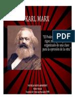 Unidad 5 Karl Marx - Nicolás Soto Arroyave