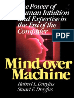 Dreyfus, Hubert & Stuart - Mind Over Machine